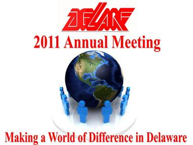 JPEG 2011 DelARF Annual Meeting 2